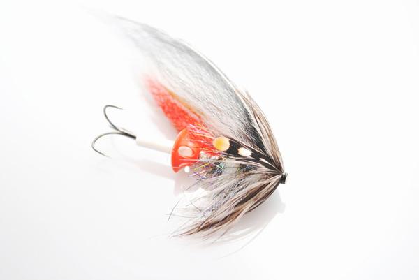 fluer til fiskeri