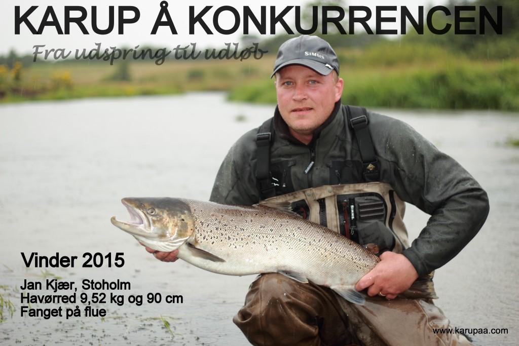 Jan Kjær 9,5 kg