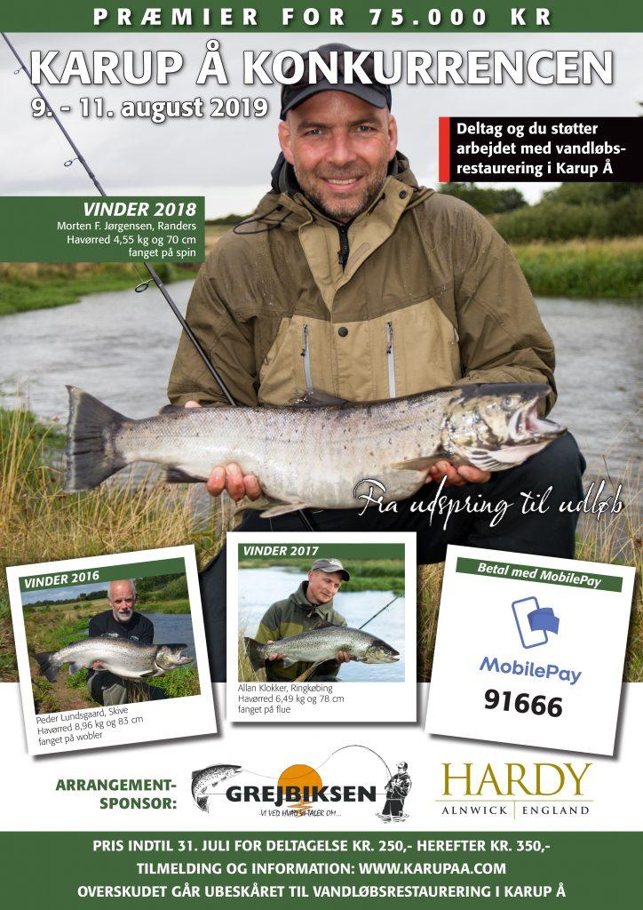KÅS fiskekonkurrence 2019